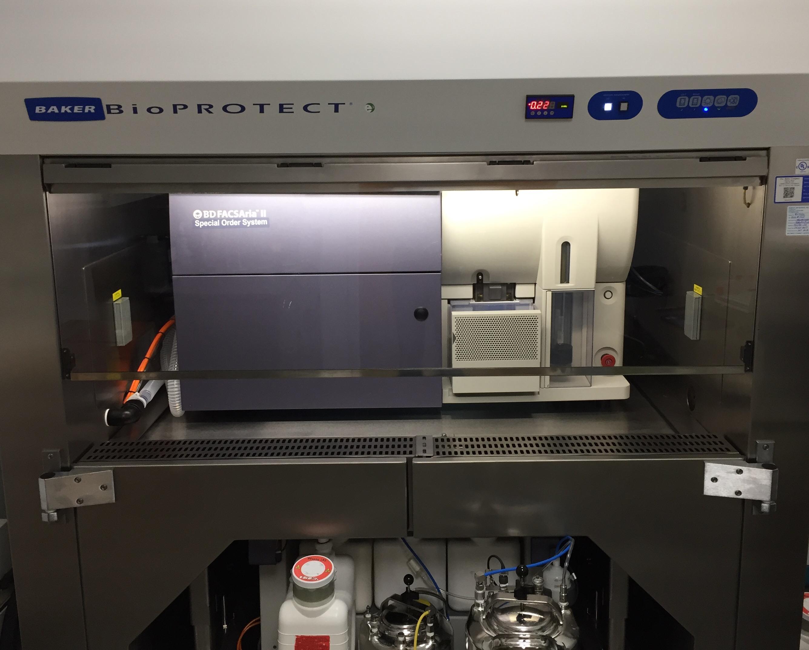 Picture of BD FACS ARIA llu machine