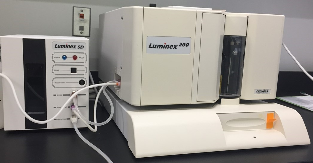 Luminex 200 machine