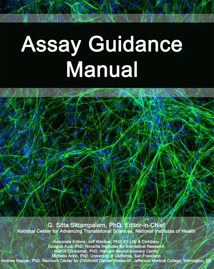 cover of assay guidance manual